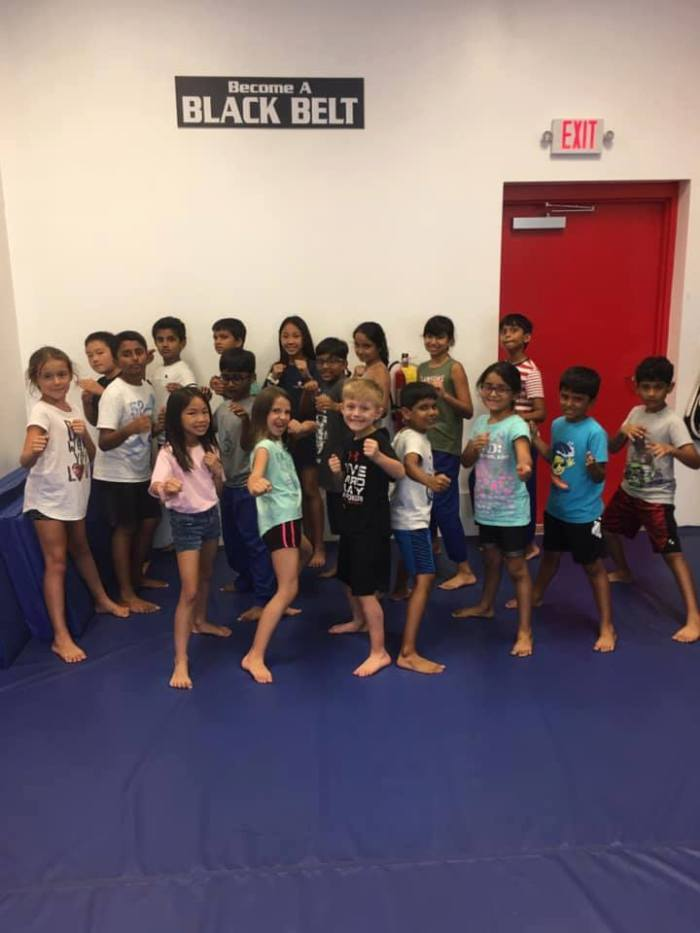 Choe's HapKiDo Cumming Kids Karate Classes