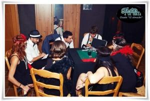 """Casino Cluedo Interactivo """"El almacén"""", Años 20"""