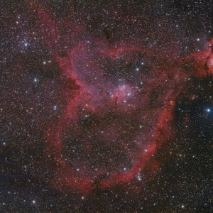 IC1805-Heart Nebula