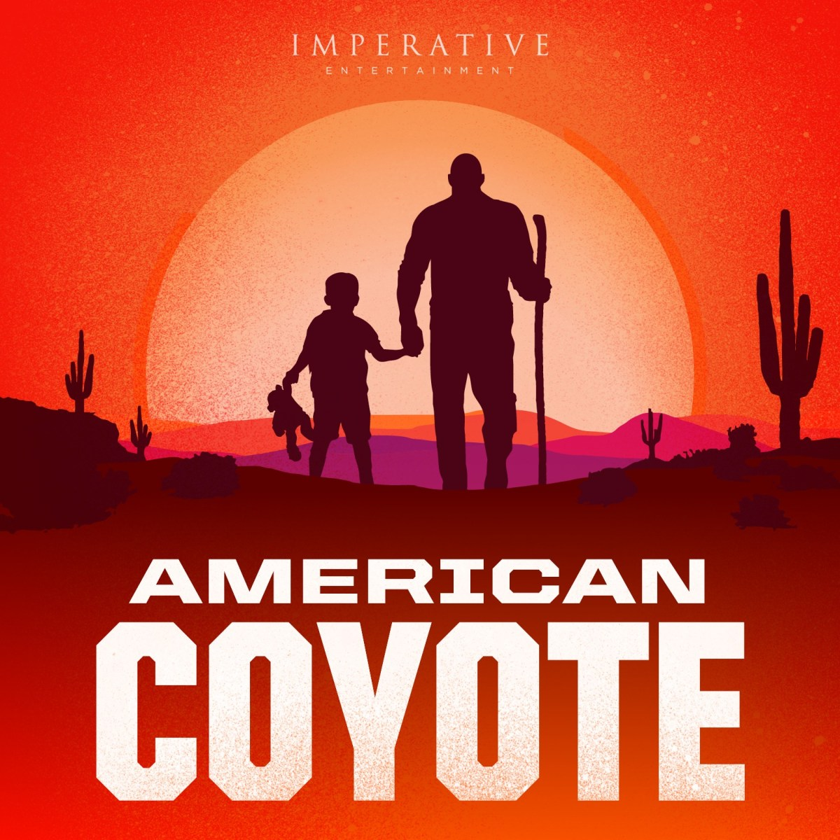 American Coyote