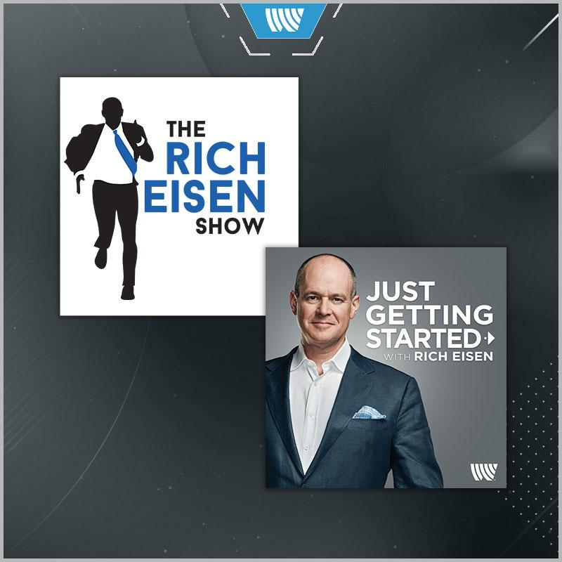 WESTWOOD ONE INKS PARTNERSHIP WITH RICH EISEN