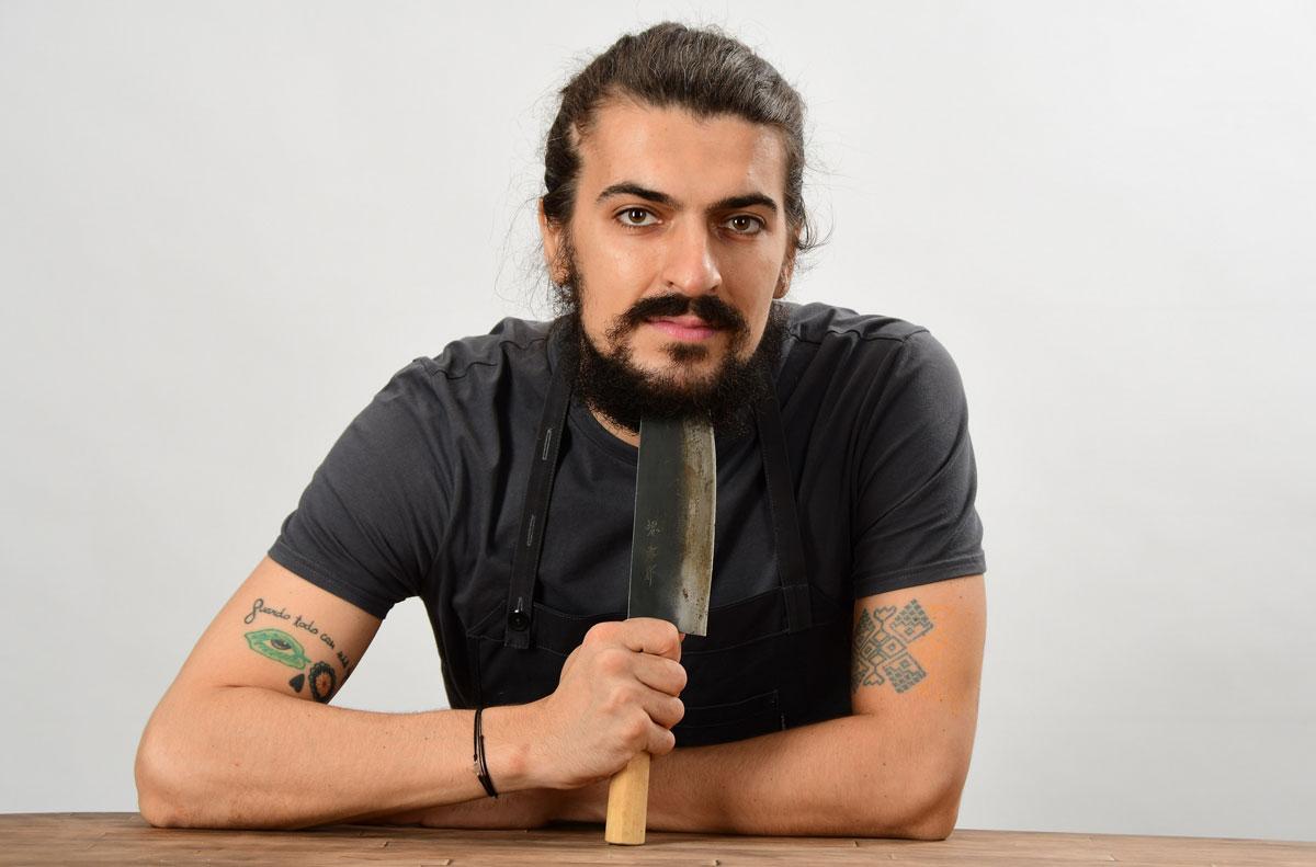 Chef Alex Petricean