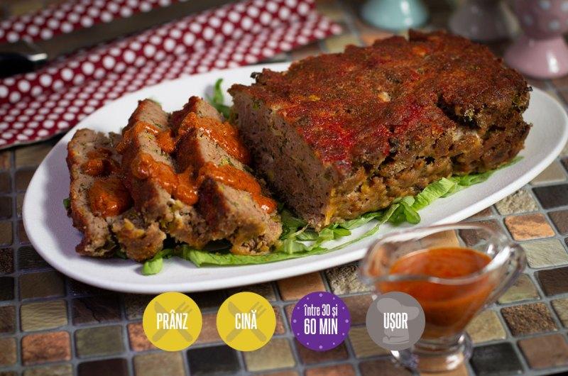 Drob din carne tocată de porc