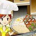Vương Quốc Game Nấu  Ăn