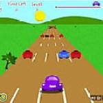Game lái xe hoạt hình