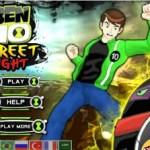 Ben 10 chiến đấu đường phố