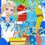 Thời trang mùa hè của Elsa