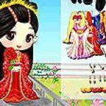 Công chúa nhật bản dễ thương