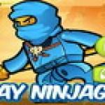 Ninjago đánh bại kẻ thù