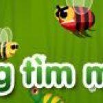 Ong tìm mồi