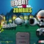 Robot diệt zombie