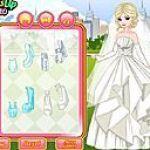 Thời trang dễ thương của công chúa Elsa
