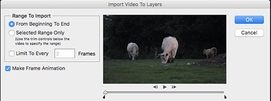 Videotolayerimport