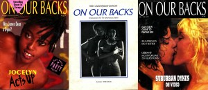 On Our Backs_covers2