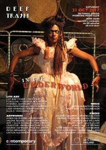 DEEP TRASH in the Underworld - poster