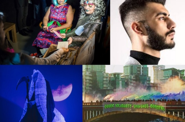 QUEER MIGRANT TAKEOVER: DEEPER ROUTES