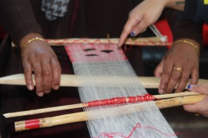 Weaving Local Voices: Sustainability, Survival and Economies of Labour