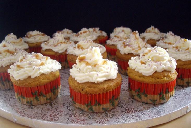 Cupcakes di Panettone