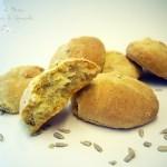 Pane al Mais con Semi di Girasole