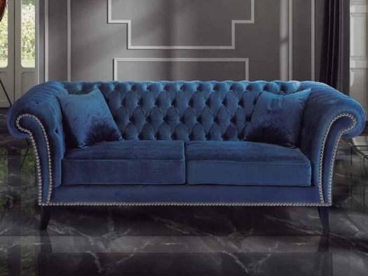 Sofa chester clásico