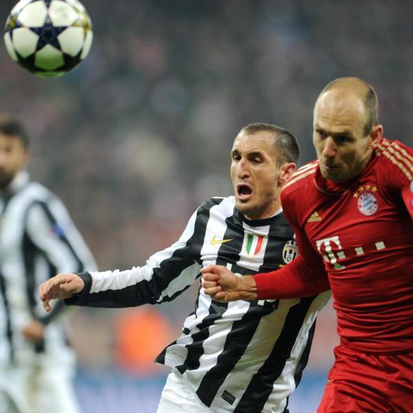 Bayern Munich Juventus