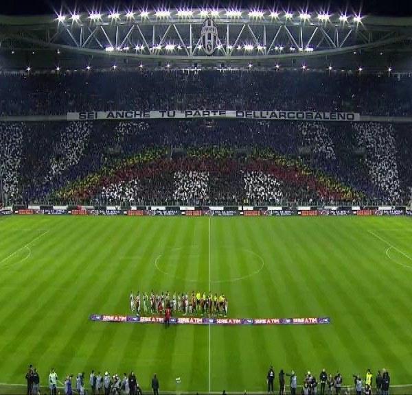 arcobaleno_juventus_stadium