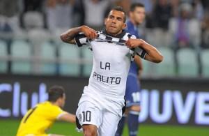 Juventus Udinese tevez
