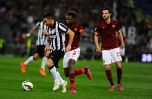 Roma - Juventus tevez