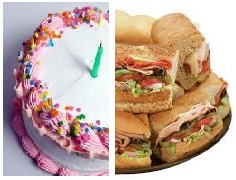 Cakes & Platters
