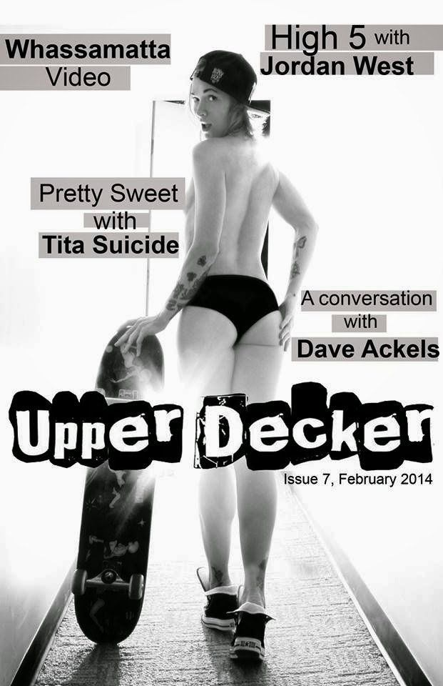 Tita Tuesday – Upper Decker Zine
