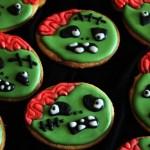 ciasteczka na halloween (