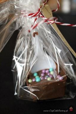 czekoladowe łyżeczki