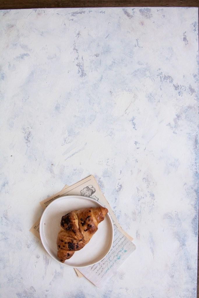 jak fotografowac croissanty