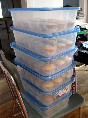 cupcake storage