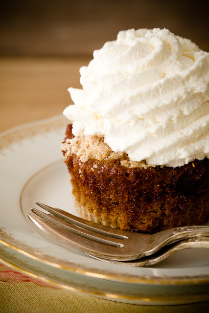Shoofly Pie Cupcakes