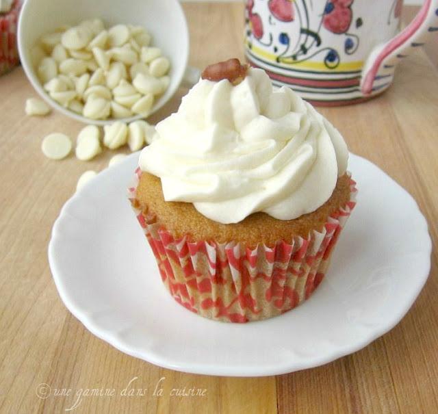 Butternut Squash Cupcakes