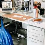 11 Practical Tips For Styling Your Office Desk Cupcakes Cashmere