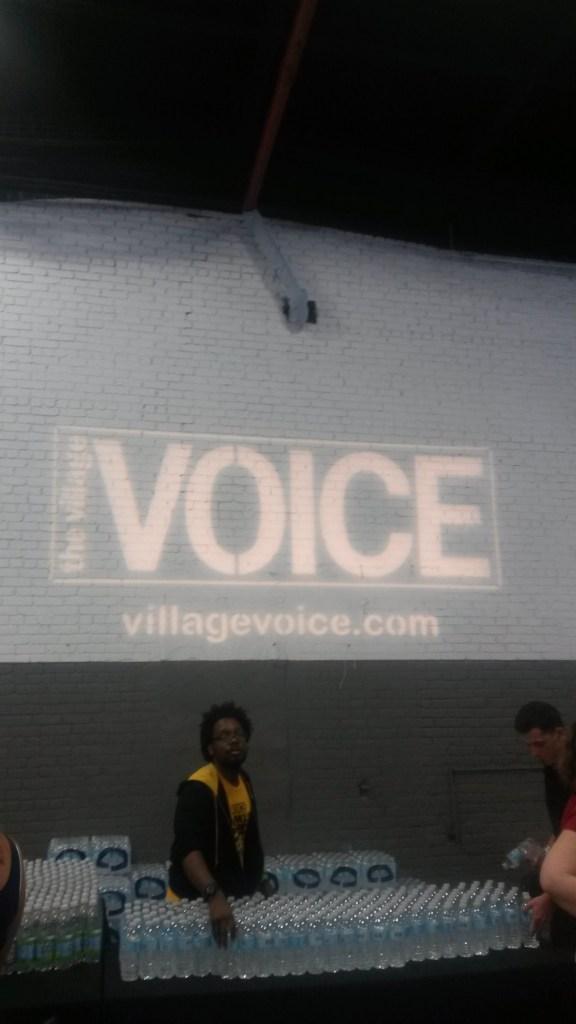 village voice BK pour