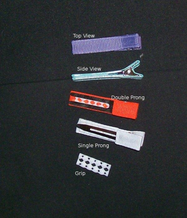 clip options