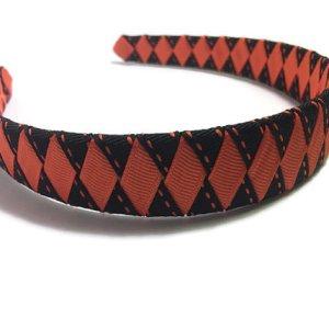 Halloween Stitch Braided Headband