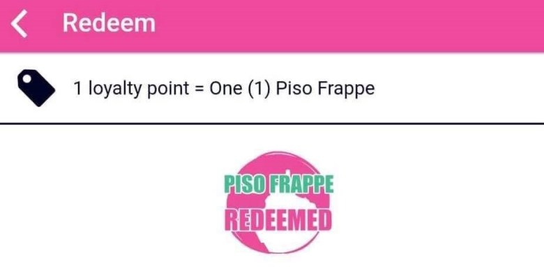piso frappe redeemed