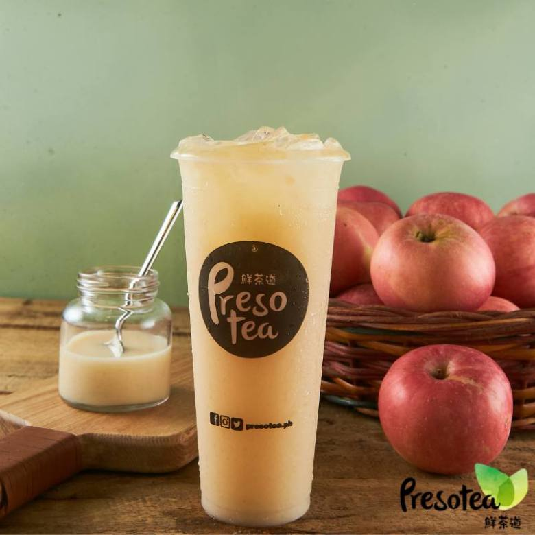 presotea apple passion fruit yakult