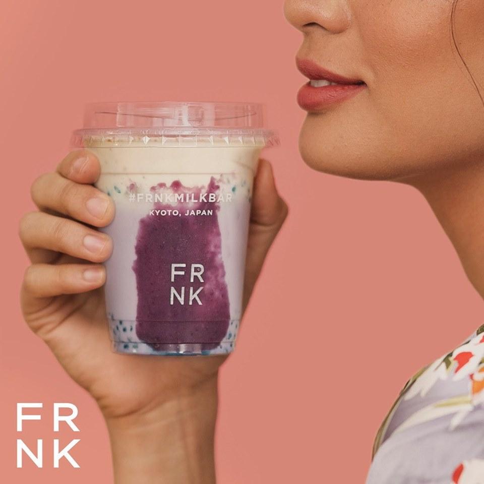 frnk milk bar baked purple yam japanese milk bar
