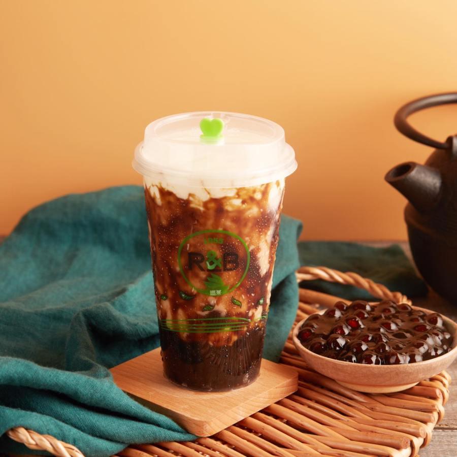 R&B Tea Philippines Best Selling Milk Tea