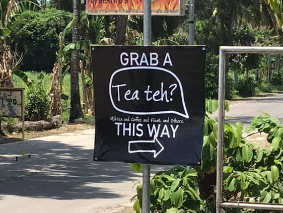 tea teh milk tea shop batangas