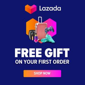 Free GIFT on your first order