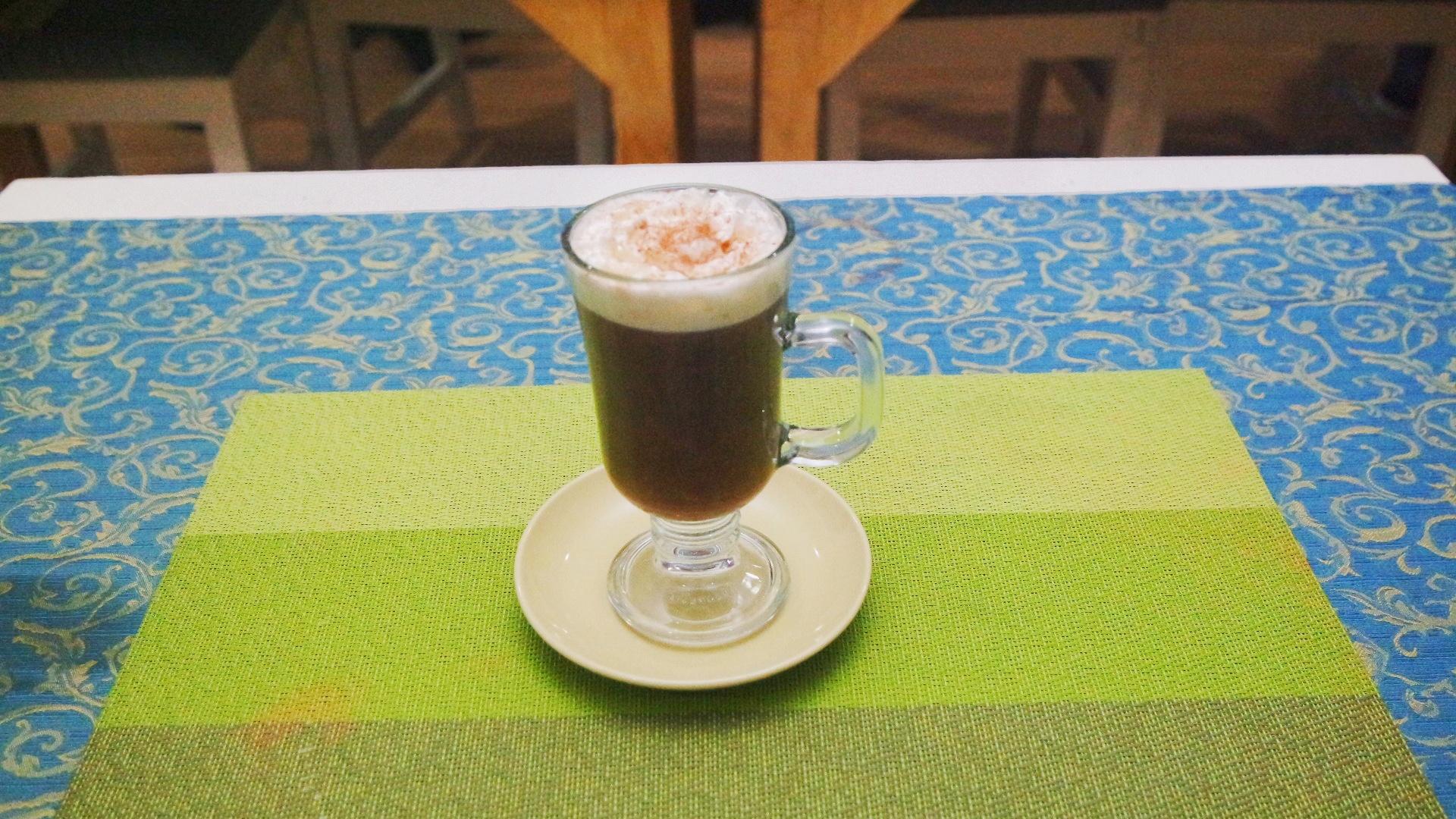 Boozy Coffee
