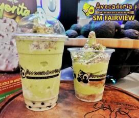 Avocadoria – SM Fairview Branch
