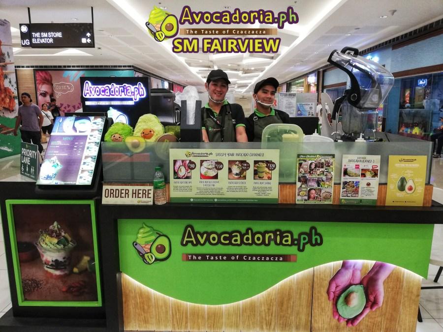 Avocadoria SM Fairview Branch