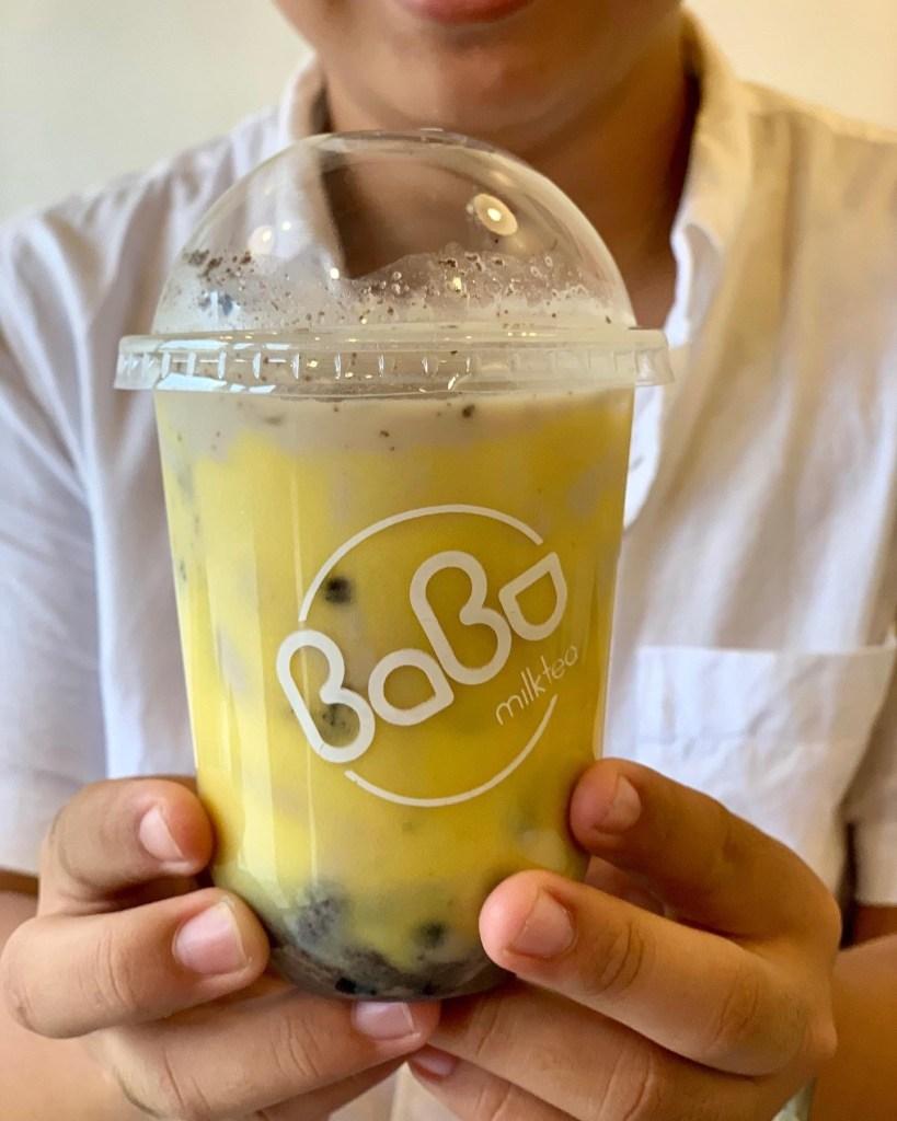 babu milk tea